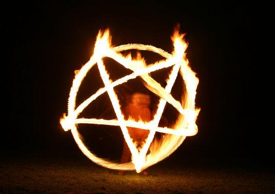 Experiment: Pentagramm