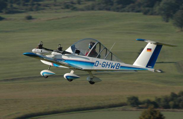 Experimentalflugzeug