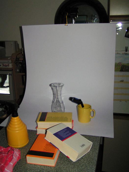 Experimente mit einer Flasche I
