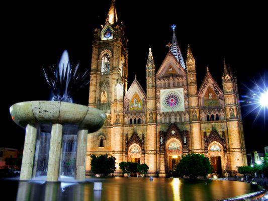 Expiatorio - Guadalajara, Jalisco.