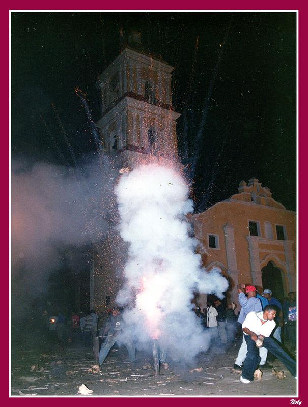 Explosión de Parranda