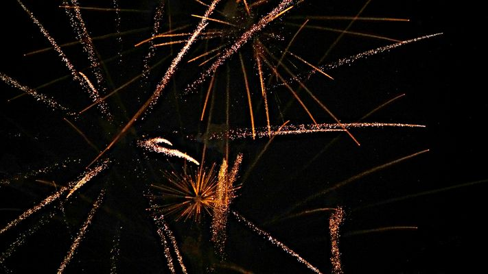 Explosion stellaire......