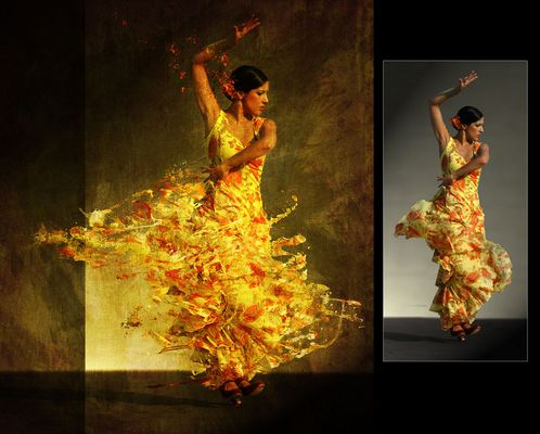 Explosive Flamenco