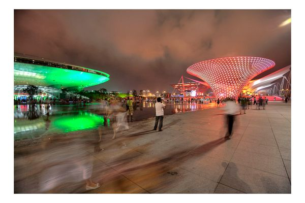 expo plaza