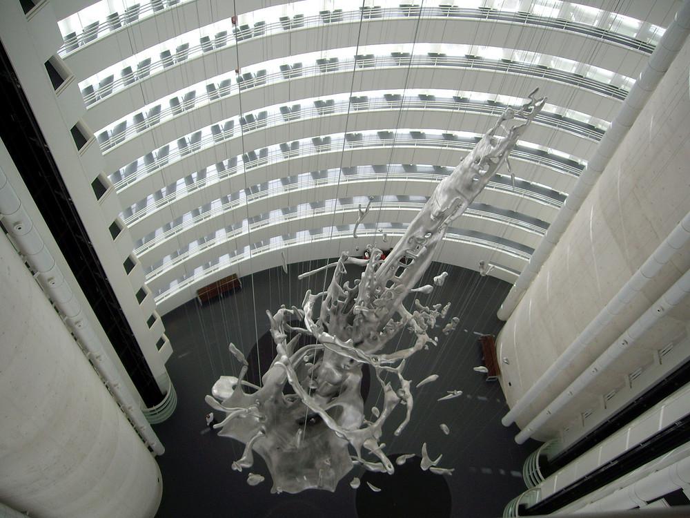 Expo'08: El agua ... Splash - aus einer anderen Perspektive