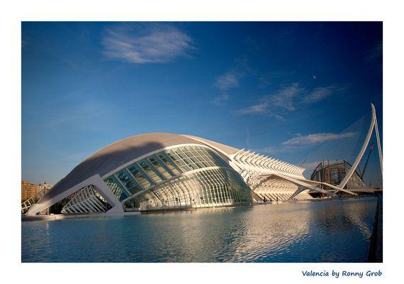 Expogelände in Valencia