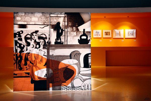 Exposition Le Corbusier.