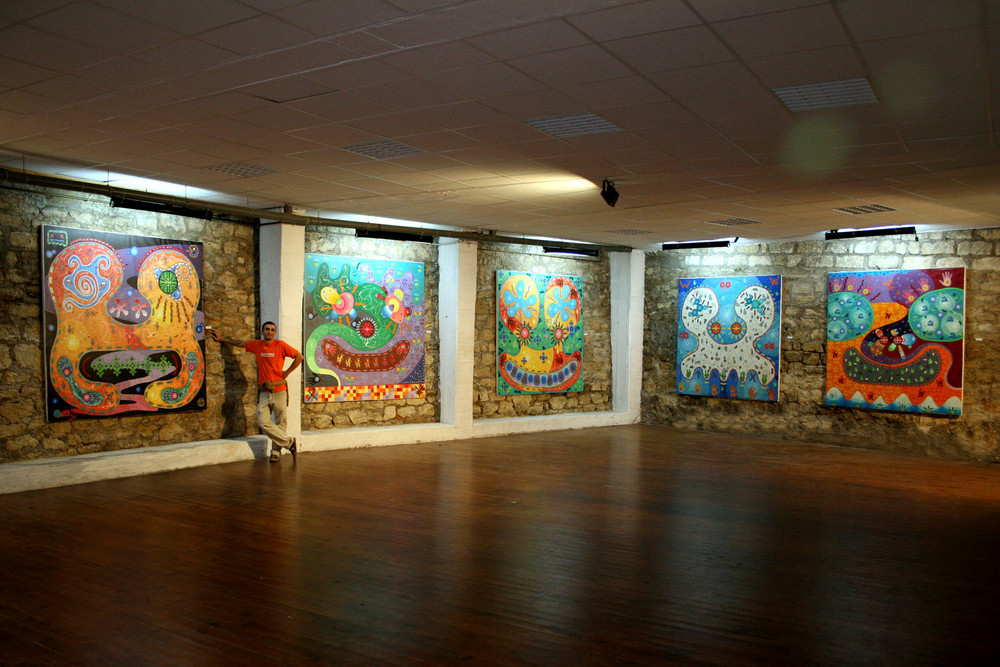 Exposition Yann Dumoget