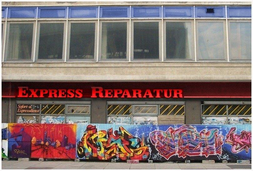 Express-Reparatur!
