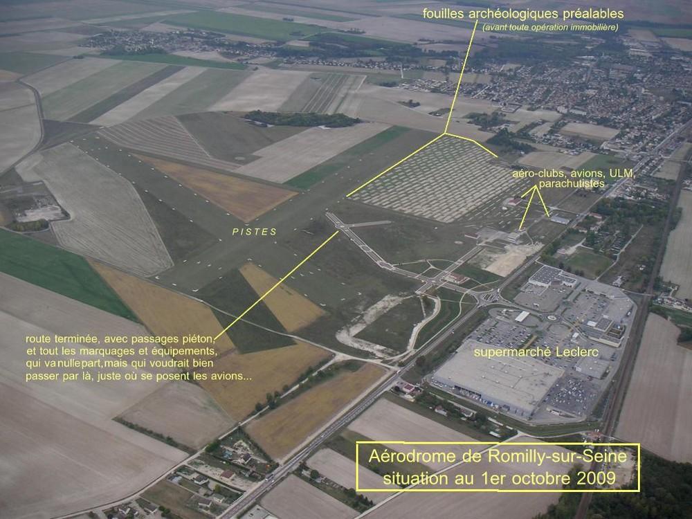 expropriation de Romilly-sur-Seine