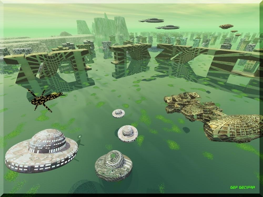 EXTHYL ISLES - Agencement urbanistique Phase 8