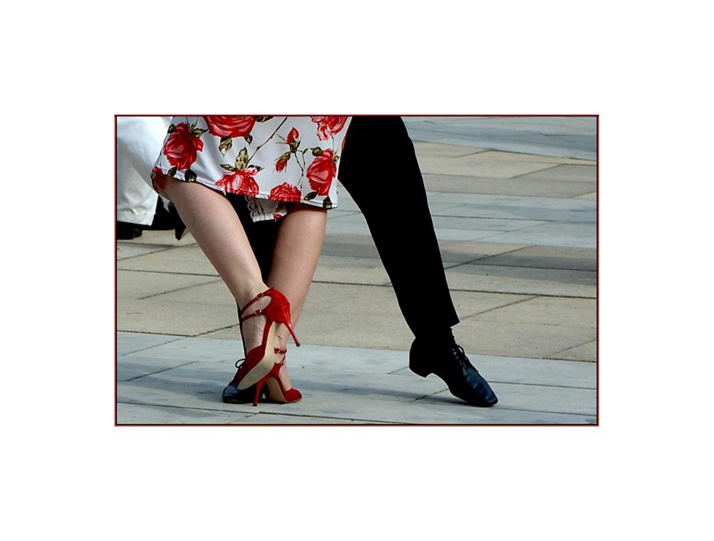 ...extra für den Tango...........