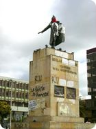 Extraños que odian y dañan la historia (Colombia - San juan de Pasto)