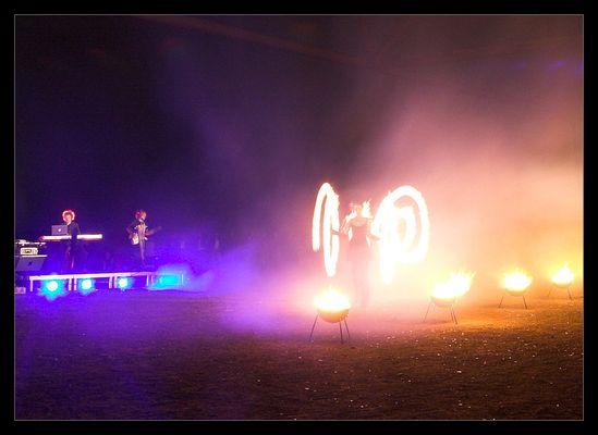 Extraschicht 07 - Feuertänzer 1