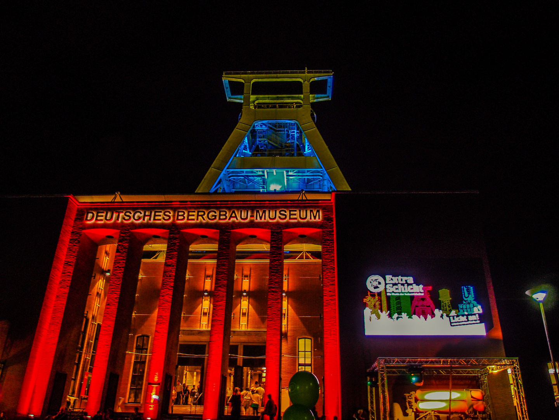 Extraschicht 2012; Bergbaumuseum