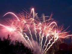 Extraschicht 2012: Feuerwerk im Landschaftspark Duisburg (5)