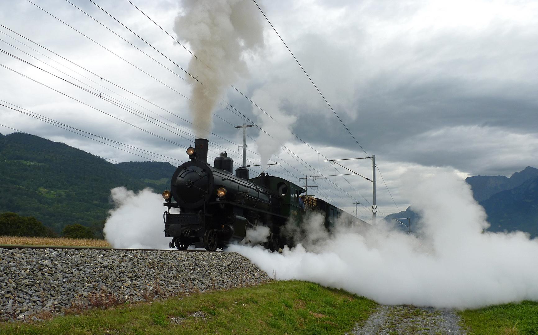 Extrazug / Tren especial / Train spécial...03