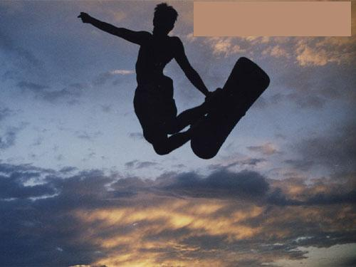 Extrem JUMP over the Sky