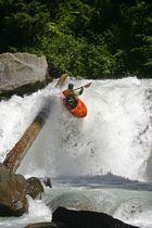 Extrem Wildwasser in Canada B.C.
