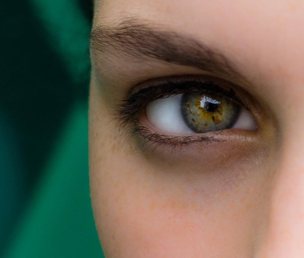 Eye...!