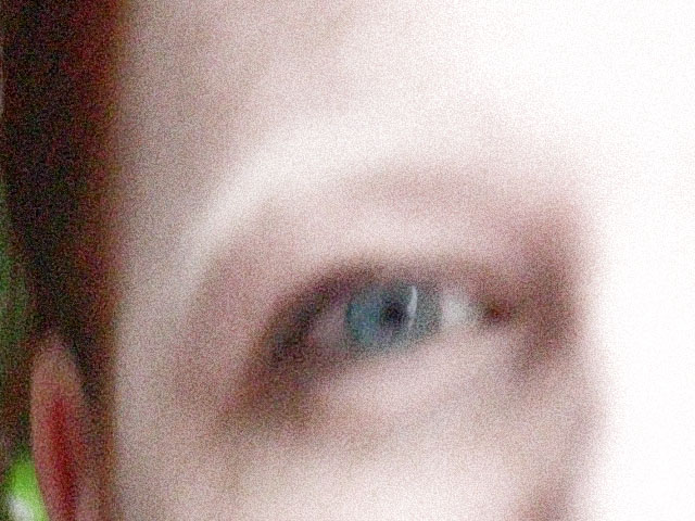 eye of a friend