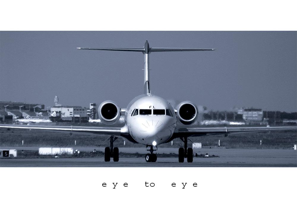 eye - to - eye
