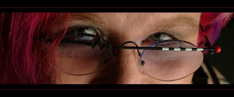 (((eyes )))...der spiegel zu seele
