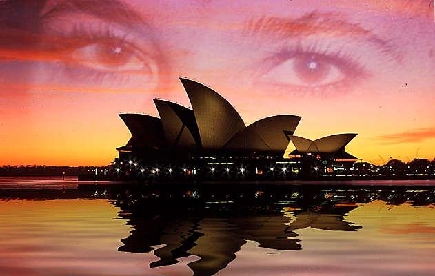 Eyes over Sydney