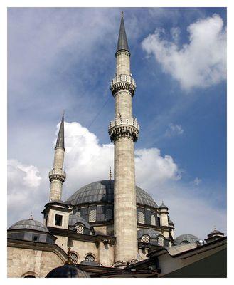 Eyüp Moschee - Istanbul