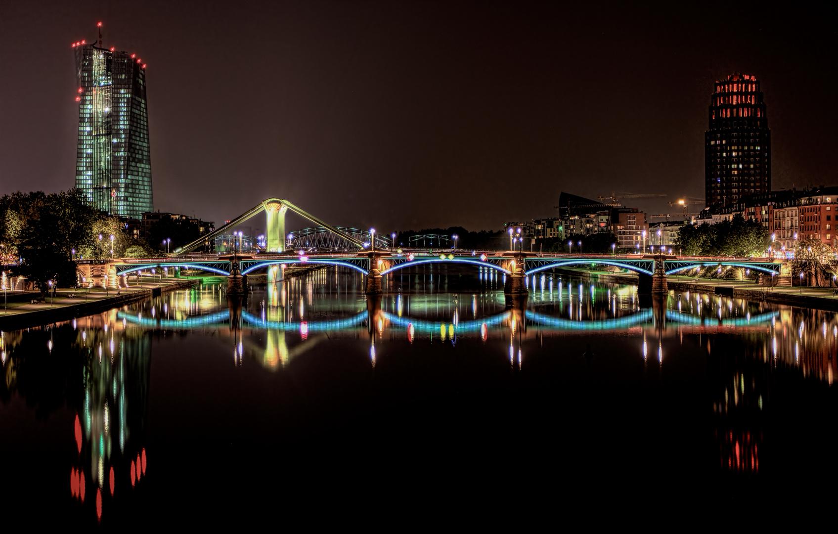 EZB & Ignaz Bubis Brücke