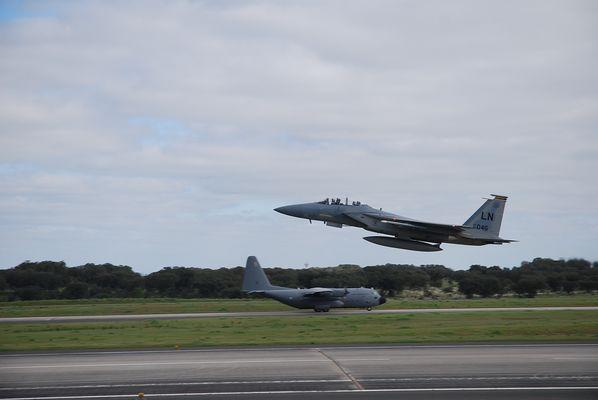 F-15 Eagle USAF
