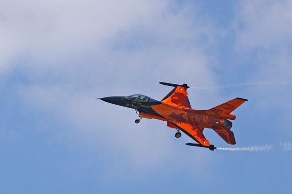 F 16 aus den Niederlanden