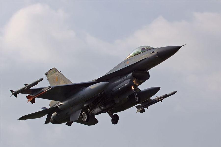 F-16 Belgium Air Force