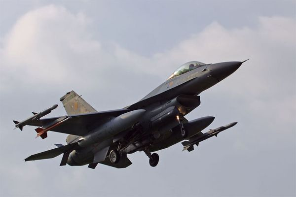 F-16 Belgium Air Force