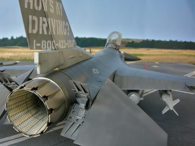 F-16 How's My Driving?