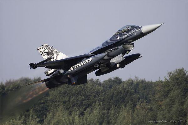 ~F-16 MLU @ NATO Tigermeet 2009~