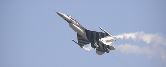 F-16 Teamwork Solo-Display-Team