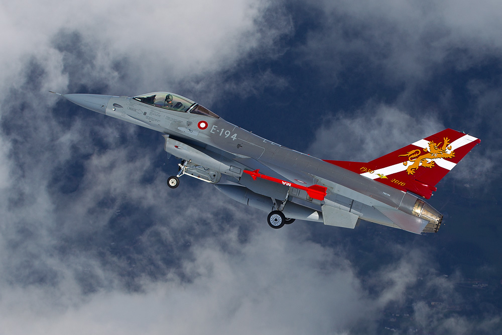 F-16C - Danish Air Force I