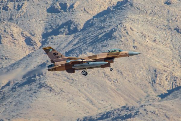 F-16C Night Falcon ( Red Flag,Aggressor-Staffeln )