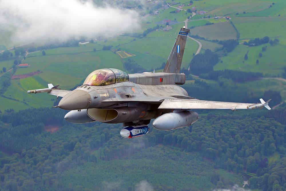 F-16D - Greek Air Force I