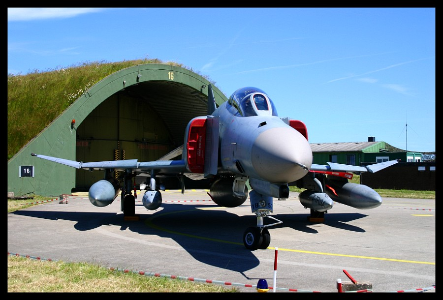 F-4 Phantom im Static Display