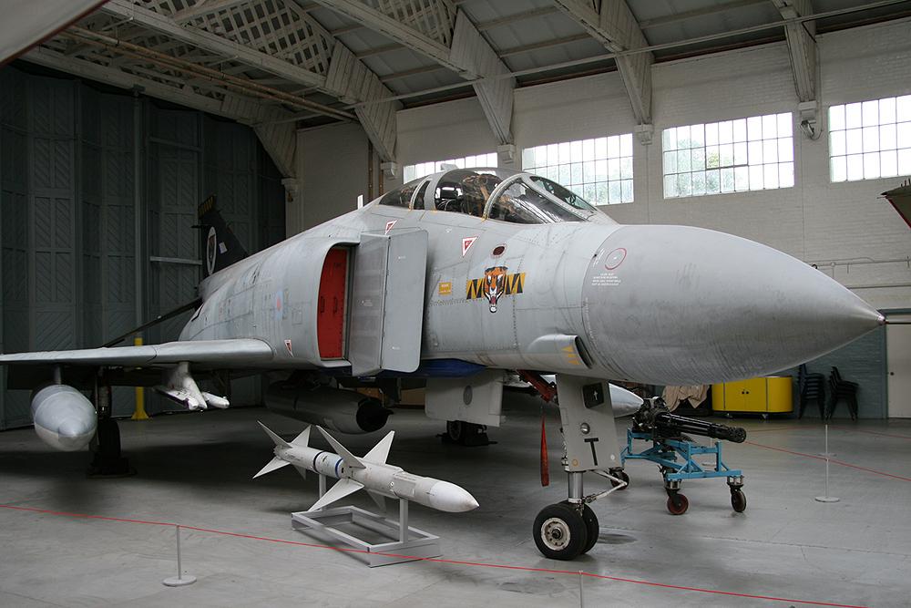 F-4 Phantom RAF XV474