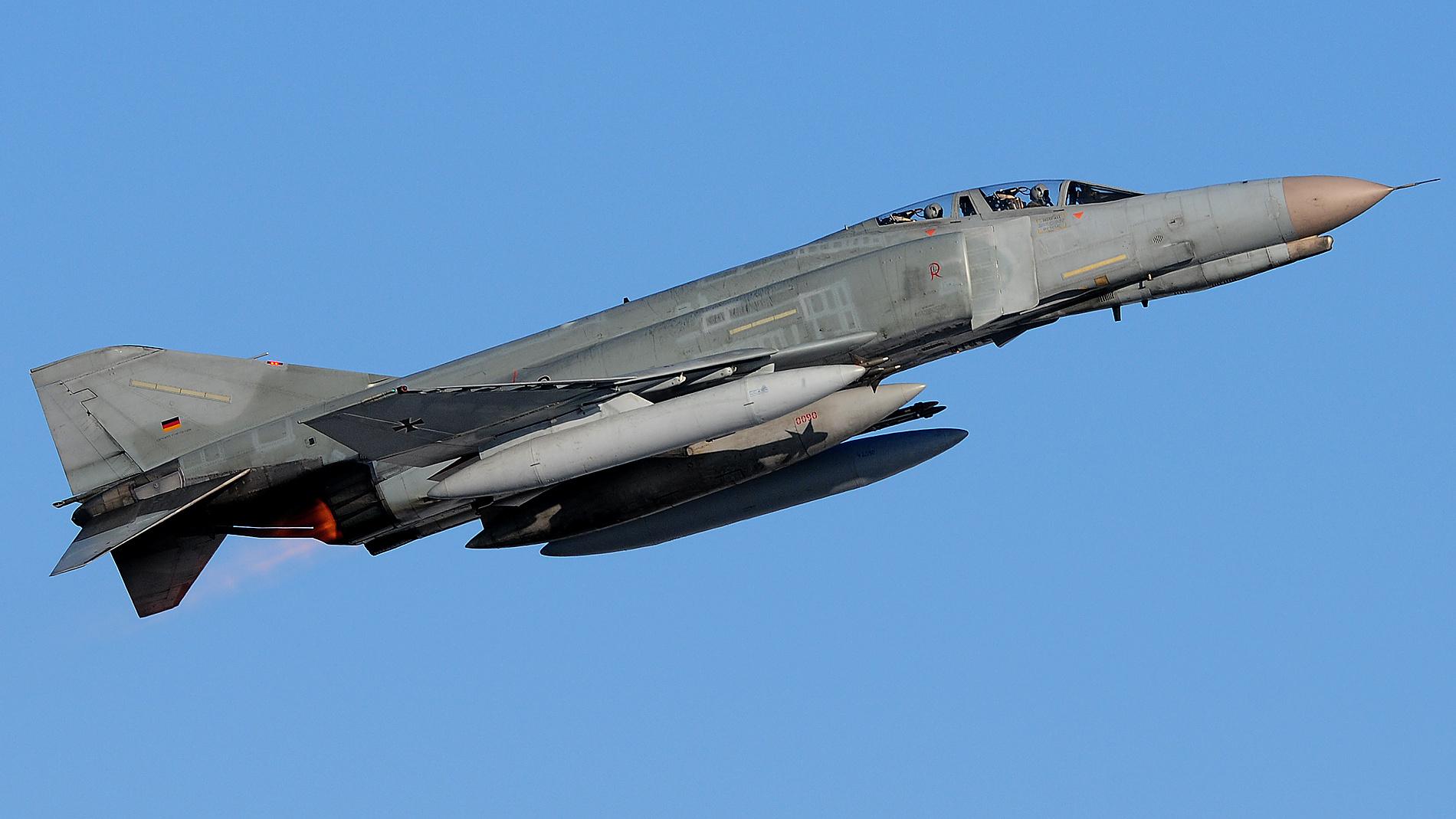 F-4F Phantom 38+48 QRA