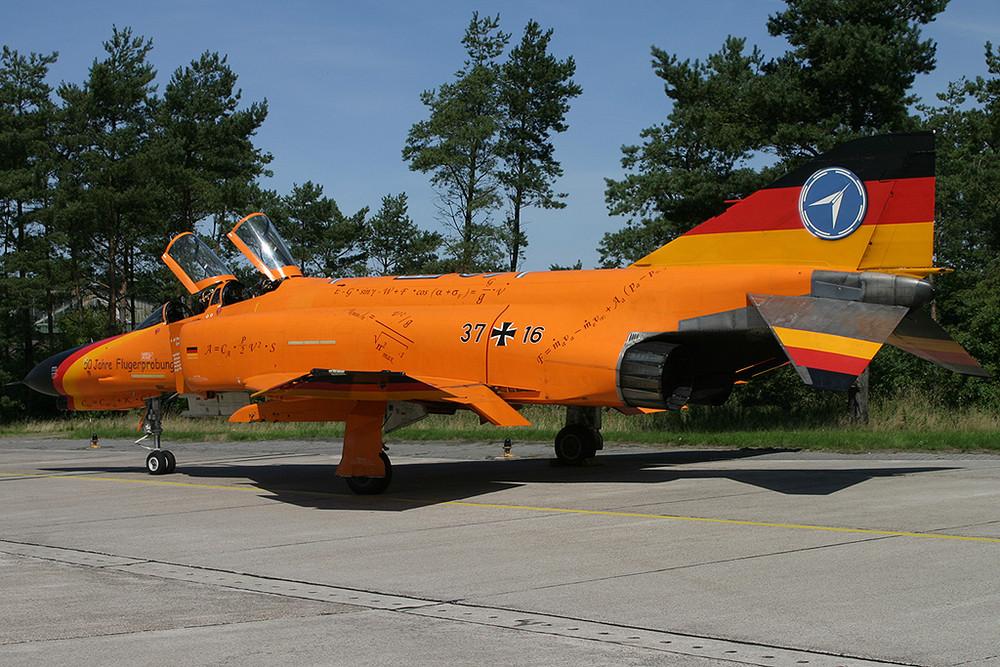 F-4F Phantom Luftwaffe 37+16