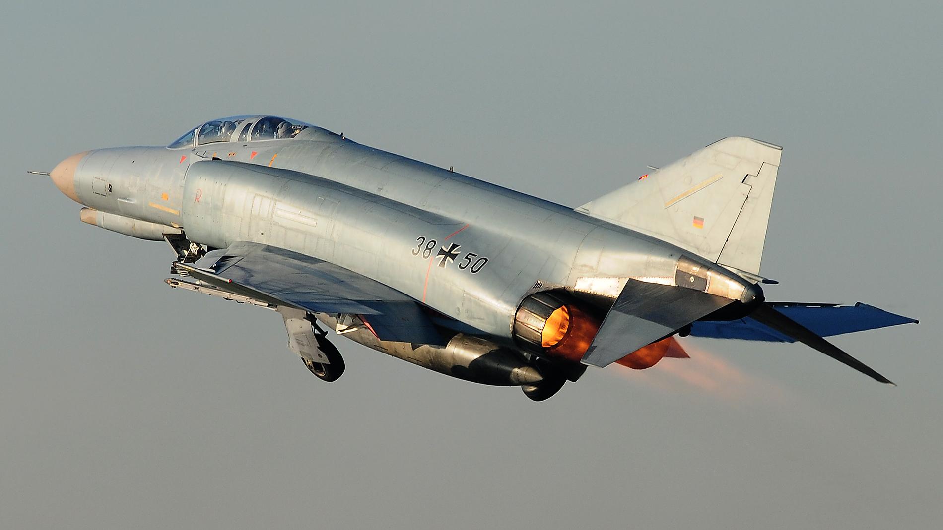 F-4F PhantomII 38+50