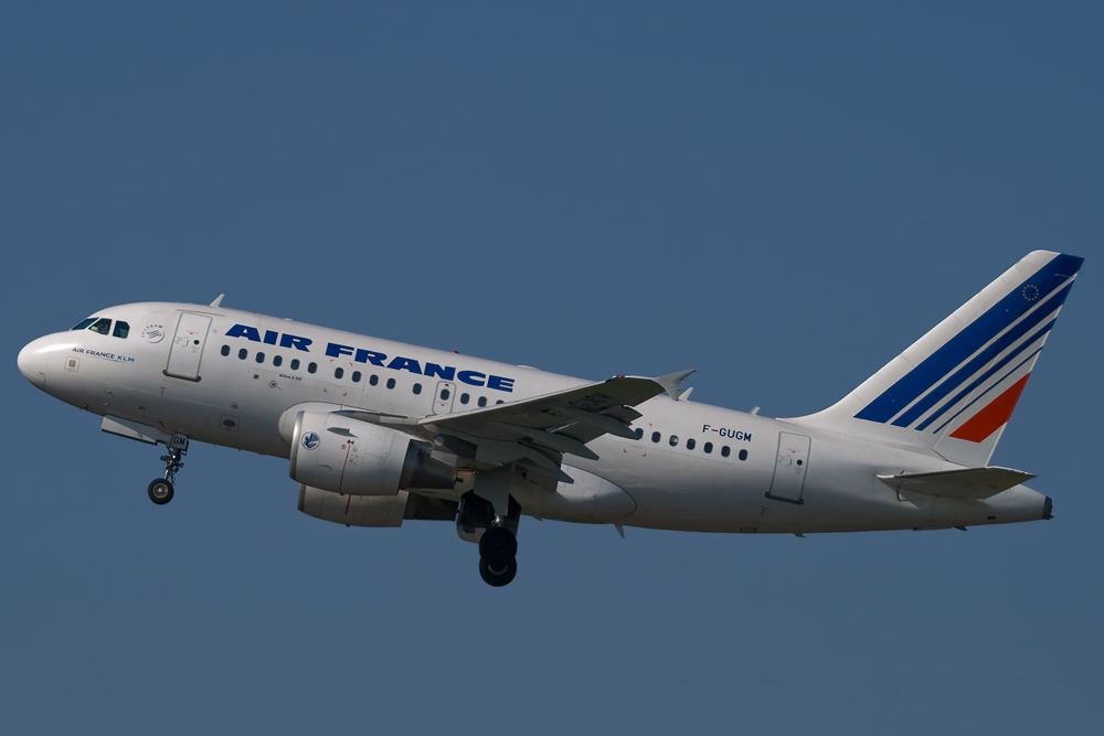 F-GUGM - Air France
