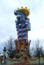 F. Hundertwasser in Bayern