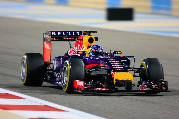 F1 Bahrain Test Two 2014