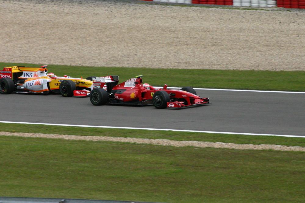 F1 GP Nürburgring 2009