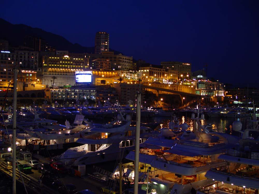 F1-Monaco Nachtruhe